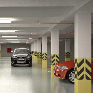 Автостоянки, паркинги Ворсмы