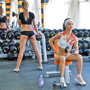 Фитнес-клубы Ворсмы