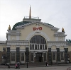 Железнодорожные вокзалы в Ворсме