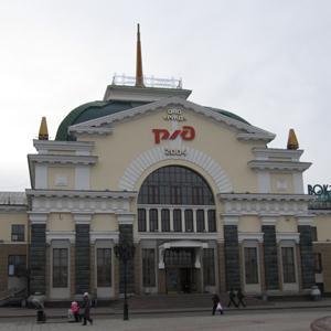Железнодорожные вокзалы Ворсмы